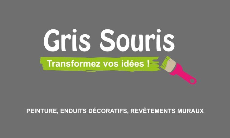 Log Gris Souris
